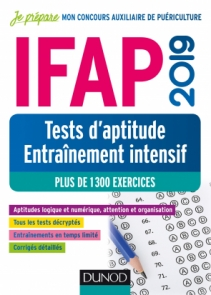 IFAP 2019 Tests d'aptitude - Entraînement intensif