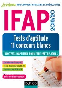IFAP 2019/20 Tests d'aptitude - 11 concours blancs