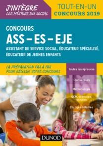 Concours ASS-ES-EJE - Tout-en-un - Concours 2019