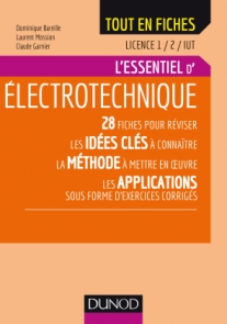 Electrotechnique - Licence 1 / 2 / IUT