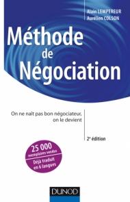 Méthode de négociation