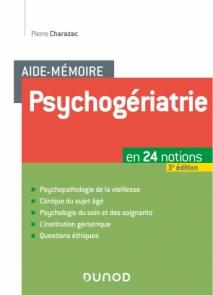 Aide-mémoire Psychogériatrie
