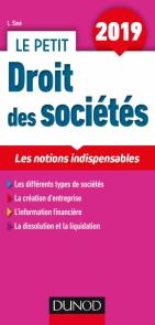 Le Petit Droit des sociétés 2019