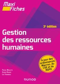 Maxi Fiches - Gestion des ressources humaines