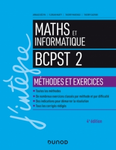 Maths et informatique BCPST 2