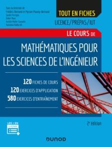 Mathématiques pour les sciences de l'ingénieur