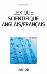 Lexique scientifique anglais/français