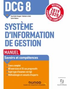 DCG 8 Systèmes d'information de gestion - Manuel