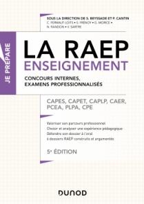 La Raep enseignement -Concours internes, examens professionnels