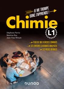 Chimie L1 - Je me trompe donc j'apprends !