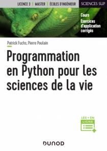 Programmation en Python pour les sciences de la vie