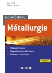 Aide-mémoire Métallurgie