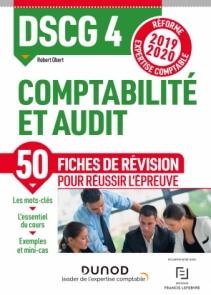 DSCG 4 Comptabilité et audit - Fiches de révision