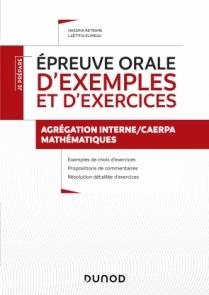 Epreuve orale d'exemples et d'exercices