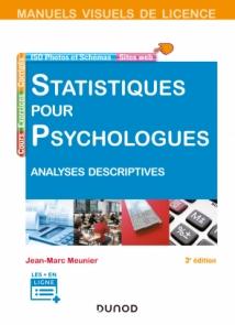 Manuel visuel - Statistiques pour psychologues