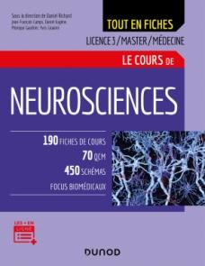 Neurosciences - Tout le cours en fiches