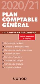 Plan comptable général 2020/2021