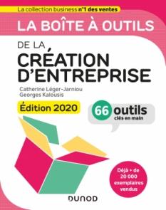 La boîte à outils de la Création d'entreprise - Edition 2020