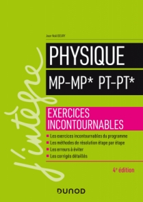 Physique MP-MP* PT-PT*