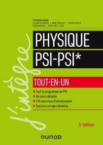 Physique tout-en-un PSI-PSI*