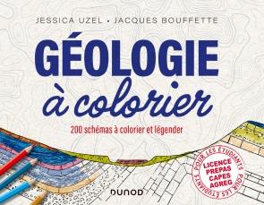 Géologie à colorier