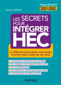 Les secrets pour intégrer HEC