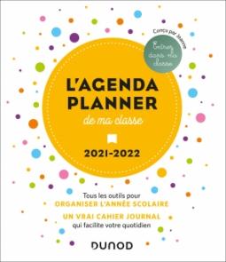 L'Agenda planner de ma classe - 2021-2022