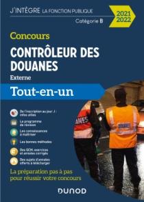 Concours Contrôleur des douanes - 2021/2022