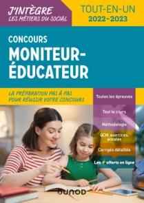 Concours Moniteur éducateur - 2022-2023