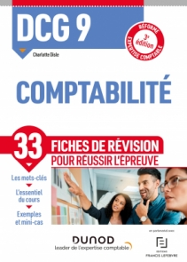 DCG 9 Comptabilité - Fiches de révision