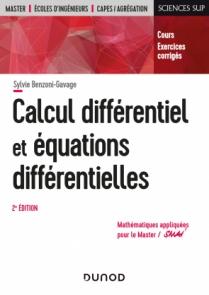 Calcul différentiel et équations différentielles