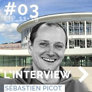 Interview de Sébastien Picot, ingénieur pédagogique au Learning center Innovation à Lille