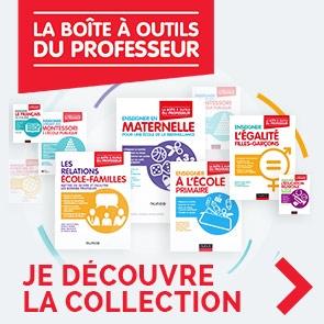 """Je découvre la collection """"la boite a outils du professeur"""""""