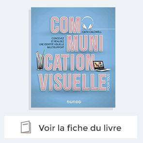 """je découvre le livre """"Communication visuelle"""""""