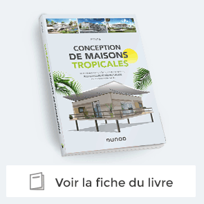 """Je découvre le livre """"Conception de maisons tropicales """""""