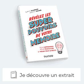 """découvrez le livre """"Révélez les super pouvoirs de votre mémoire"""""""