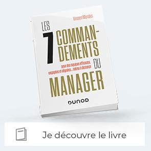 """Decouvrir le livre """"Les 7 commandements du manager"""""""