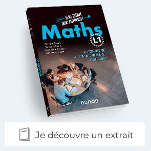 Je découvre un Extrait de Maths L1 - Je me trompe donc j'apprends !