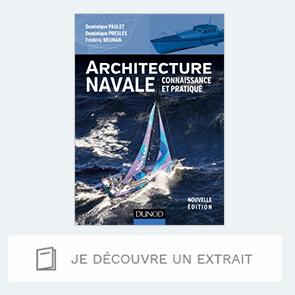 """Extrait de """"Architecture navale"""" - Connaissance et pratique"""