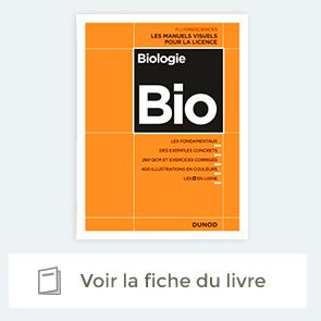 Voir la fiche dul ivre Biologie - Fluoresciences