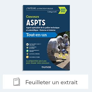 """Extrait du livre """" Concours ASPTS"""""""