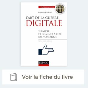 Extrait Guerre Digitale - Caroline Faillet