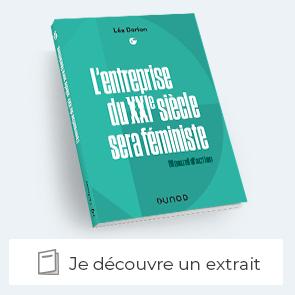 """Découvrez un extrait de """"L'entreprise du XXIe sera féministe"""""""