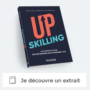 """Je découvre un extrait du livre """"upskilling"""""""