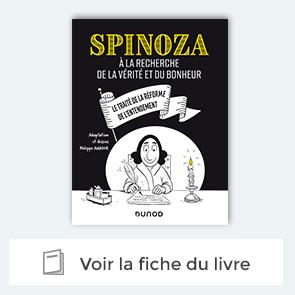 Livre - Spinoza A la recherche de la vérité et du bonheur