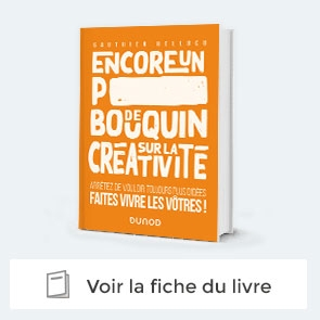 """découvrez le livre """"encore un Putain de bouquin sur la créativité"""""""