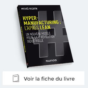 """Je découvre """"Hyper-manufacturing : focus sur l'usage et les gaspillages"""""""