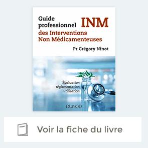 Voir le livre Guide professionnel des interventions non médicamenteuses
