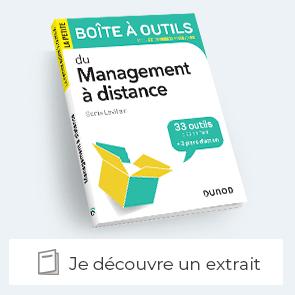 extrait de la Boite à outils du management à distance (teletravail)