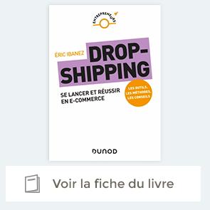 Livre Dropshipping , se lancer et réussir en e-commerce